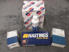 JEEP 134 2.2 F & L HEAD Piston Rings, Rod & Main Bearings Oil Pump Lube 1946-72