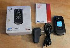 Samsung Convoy 2 SCH-U660 -256MB - Coffee Brown (Verizon) Cellular Phone