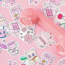 Aesthetic Stickers Scrapbooking, Diaries, Journal, Notes, Arts, etc