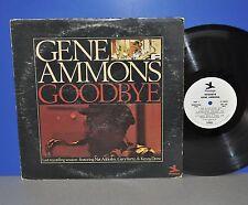Gene Ammons Goodbye Gary Bartz USA '75 Prestige WL Promo Vinyl LP cleaned sauber