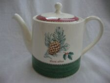 Unboxed Teapot Vintage Original Wedgwood Porcelain & China