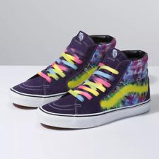 Vans SK8 Hi Tie Dye Mysterioso/True Skate Shoes Size 10