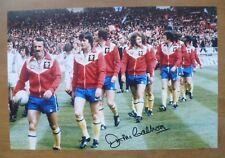 Jim McCalliog (Southampton), 1976 FA Cup Final - Signed Photograph (12'' x 8'').