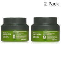TONYMOLY The Chok Chok Green Tea Watery Cream 60ml 2ea