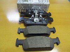 Genuine Dacia Sandero Front Brake Pads Set 410602396R