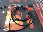 3.5mm HiFi 5n Pure Silver Cable For Sennheiser HD650 600 hd660s
