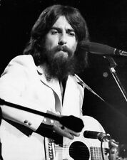 GEORGE HARRISON UNSIGNED PHOTO - 5484 - THE BEATLES