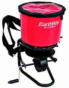 Earthway 3100 Commercial Hand Crank Seed Fertilizer Salt Broadcast Spreader
