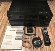 Onkyo TX-NR509 5.1 110 Watt AV Receiver Homekino schwarz