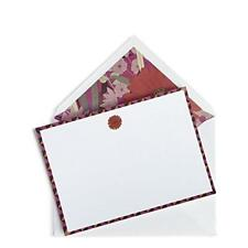 VERA BRADLEY PERFECT FOR GIFT GIVING CORRESPONDENCE CARDS IN BOHEMIAN BLOOMS