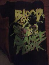 botdf neon green group shirt size  L