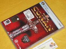 AGE of CONAN Hyborian Adventures PC NUOVO SIGILLATO NEW FACTORY SEALED  AoC TOP