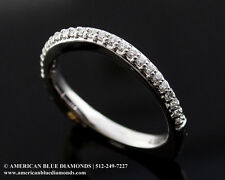 A.JAFFE .23 CT TW VS1 F, Matching Wedding Band (1768)