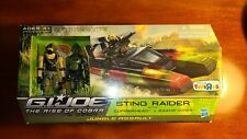G.I. Joe Sting Raider Jungle Assault  Toys R Us Exclusive - New!
