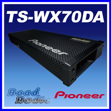 PIONEER TS-WX70DA Ultra Flat Slim Amplified Car Subwoofer