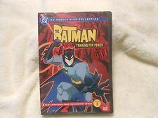 The Batman: Training for ,Power - Season 1 Vol 1 (DVD, 2005)**LIKE NEW** GENUINE