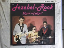 ROCKABILLY JEZEBEL ROCK ROUTES OF ROCK