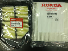 10-11 HONDA CR-V ENGINE AND CABIN AIR FILTERS