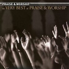 The Very Best of Praise & Worship by Various Artists (CD, Jun-2006, Legacy) New!