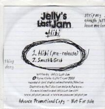 (AY23) Jelly's Last Jam, Alibi - DJ CD