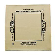 Genuine Selvyt Universal Polishing Cloth - 25cm x 25cm - Boot Bulling Diddly