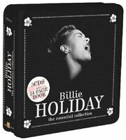 Billie Holiday - The Essential Collection (3cd)
