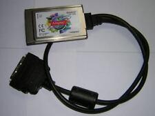 Adaptec SlimSCSI 1450A PCMCIA SCSI Adapter PC Card & High-Densty HD50 Cable Vtg