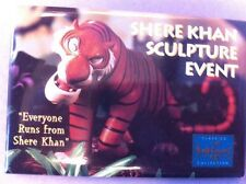 WDCC Shere Khan Sculpture Spring 1998 Event Pin Button New RARE Promo
