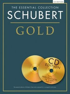 The Essential Collection Schubert Gold Book/CD