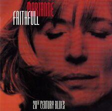 Marianne Faithfull: 20th Century Blues/CD