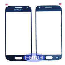 SAMSUNG Galaxy S3 MINI i8190 Nero Lente Anteriore Esterno Schermo Vetro SIII + Strumenti