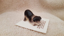 Hagen Renaker Dog Border Collie Pup Figurine Miniature New Free Shipping 03339