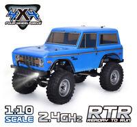 RGT Rc Crawlers 1/10 4wd Off Road Truck Rock Crawler Rock Cruiser RC-4 136100PRO