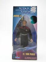 1997 Star Trek Playmates Lt. Tom Paris 9in Warp Factor Series 2 Figure in Box