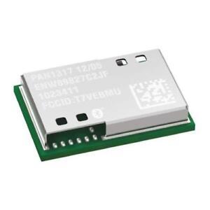 1 x Panasonic PAN1317-HCI-70 Bluetooth Module 4.0 Max Output Power +10dBm