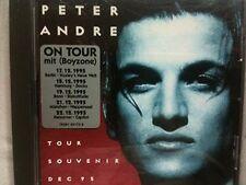 Peter Andre Tour souvenir Dec 95 (e.p., 1995) [Maxi-CD]