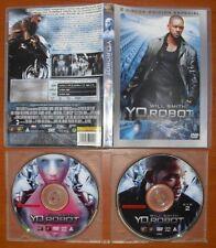 Yo, Robot - Edición Especial [2 discos DVD] Alex Proyas, Will Smith, Alan Tudyk