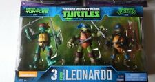 NICKELODEON TMNT NINJA TURTLES EVOLUTION LEONARDO FIGURES