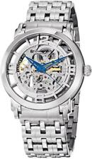 CLASS & STYLE Stuhrling 165A2 Winchester Reserve Automatic Skeleton Men Watch