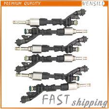 Set of 6PCS Gas Fuel Injectors FX23-9F593-AC For Jaguar F-Type XF XFR 3.0L 13-15
