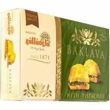 500 gr Gulluoglu Pistachio Baklava (14 pieces) fresh from Turkey to UK in 1 day