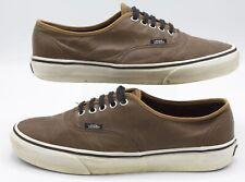 VANS® Sneaker Leder braun Gr. 42,5