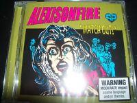 ALEXISONFIRE Watch Out! (Re-release) (Australia) CD – New