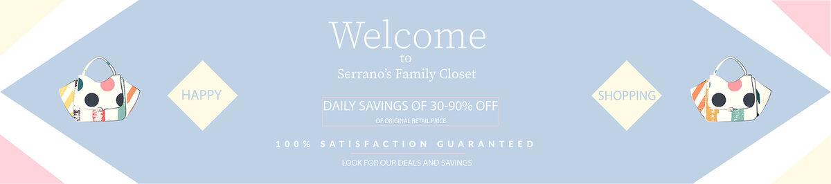 Serrano's Family Closet