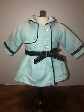 American Girl Doll Grace Thomas Travel Coat