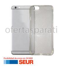 Funda Silicona Gel Carcasa TPU para Iphone 6 Plus, 6S Plus Diseño Transparente