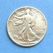 More details for 1943  walking liberty silver half dollar  bullion coin