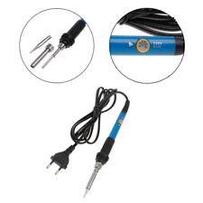 220V 60W Adjustable Temperature Soldering Iron Welding Gun Heating Pencil EU