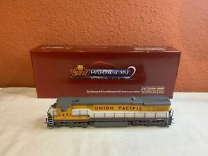 HO SCALE BLI PARAGON 2 2431 GE C30-7, UP #2454 DCC EQUIPPED NEW.