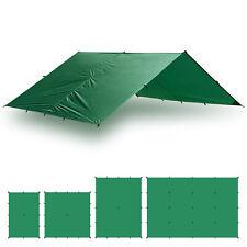 Aqua Quest Guide Tarp 13 x 10 ft Square Waterproof Tarp - Green